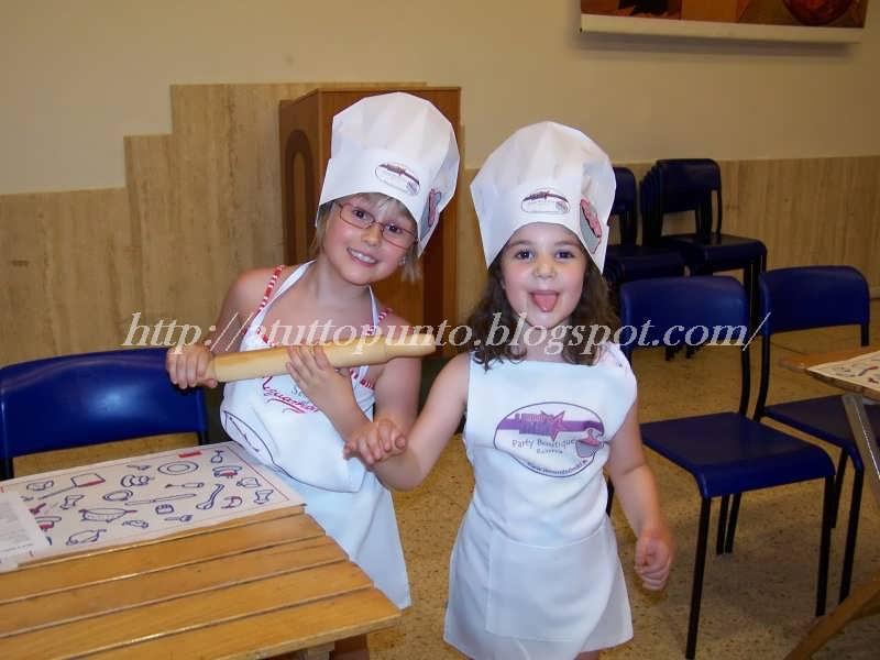 a tutto punto: corso di cucina per bambini a roma - Corsi Di Cucina Per Bambini Roma