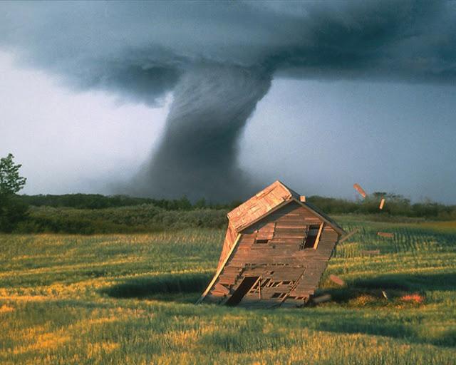 Tormentas y Tornados
