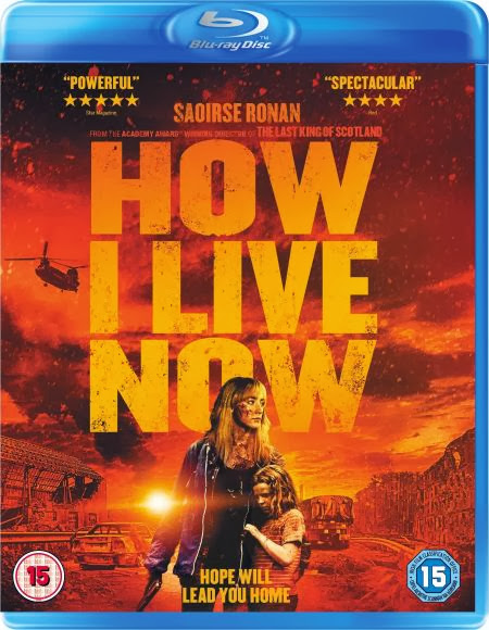 How I Live Now 2013 720p BluRay 900mb YIFY