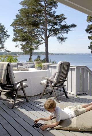 Casa de verano en noruega norwegian summer house desde for Casas en noruega