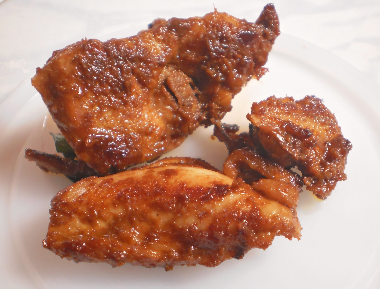 Spicy Pan Fried Chicken Recipe ~ Easyfud