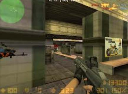Free Download Games CSPB Counter Strike Point Blank Offline Full
