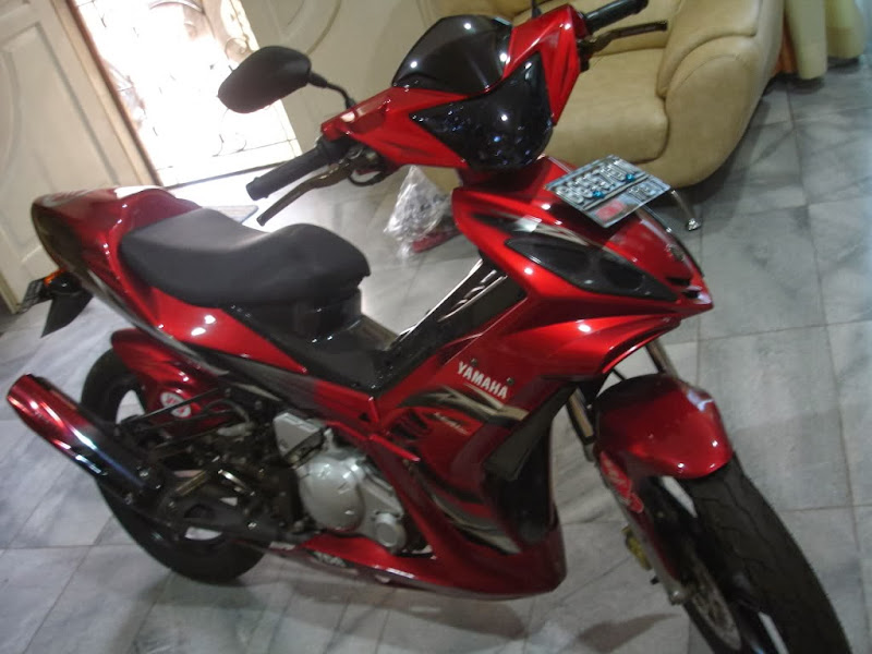 Jupiter MX : Modifikasi Jupiter MX Ter Update 2014 title=