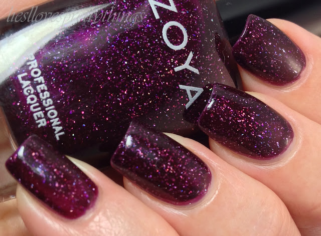 Zoya Payton swatch and review