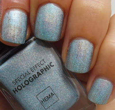 Wear you Would Holographic nail polish?