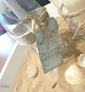 [Decoration] Urlaubsfeeling für Zuhause: Maritime Deko // Holiday feeling at home: Maritime decoration
