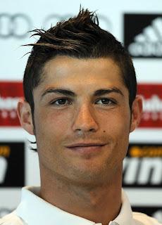 Cristiano Ronaldo Short Hairstyles