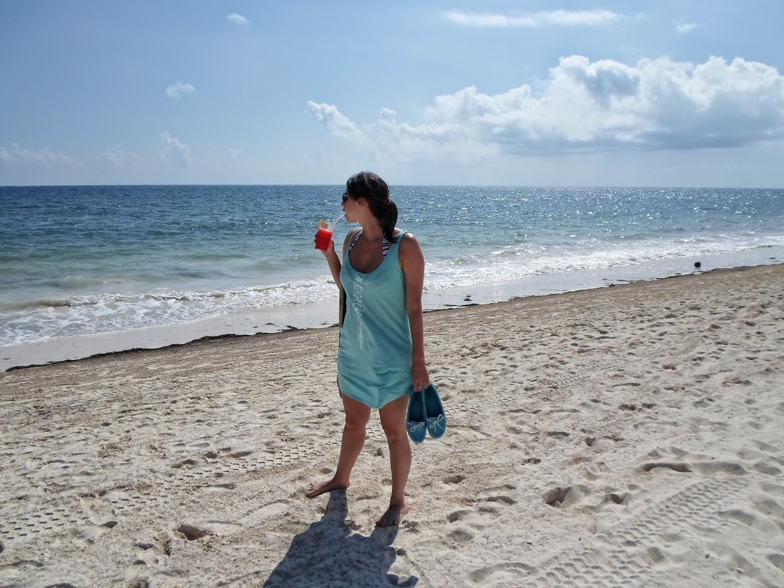 organic+cotton+beach+cover+up - Soul Flower in Mexico