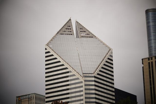 modern Chicago building