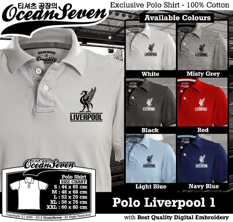 Kaos Polo Liverpool 1