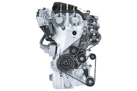 2013 Ford Ecosport Engine