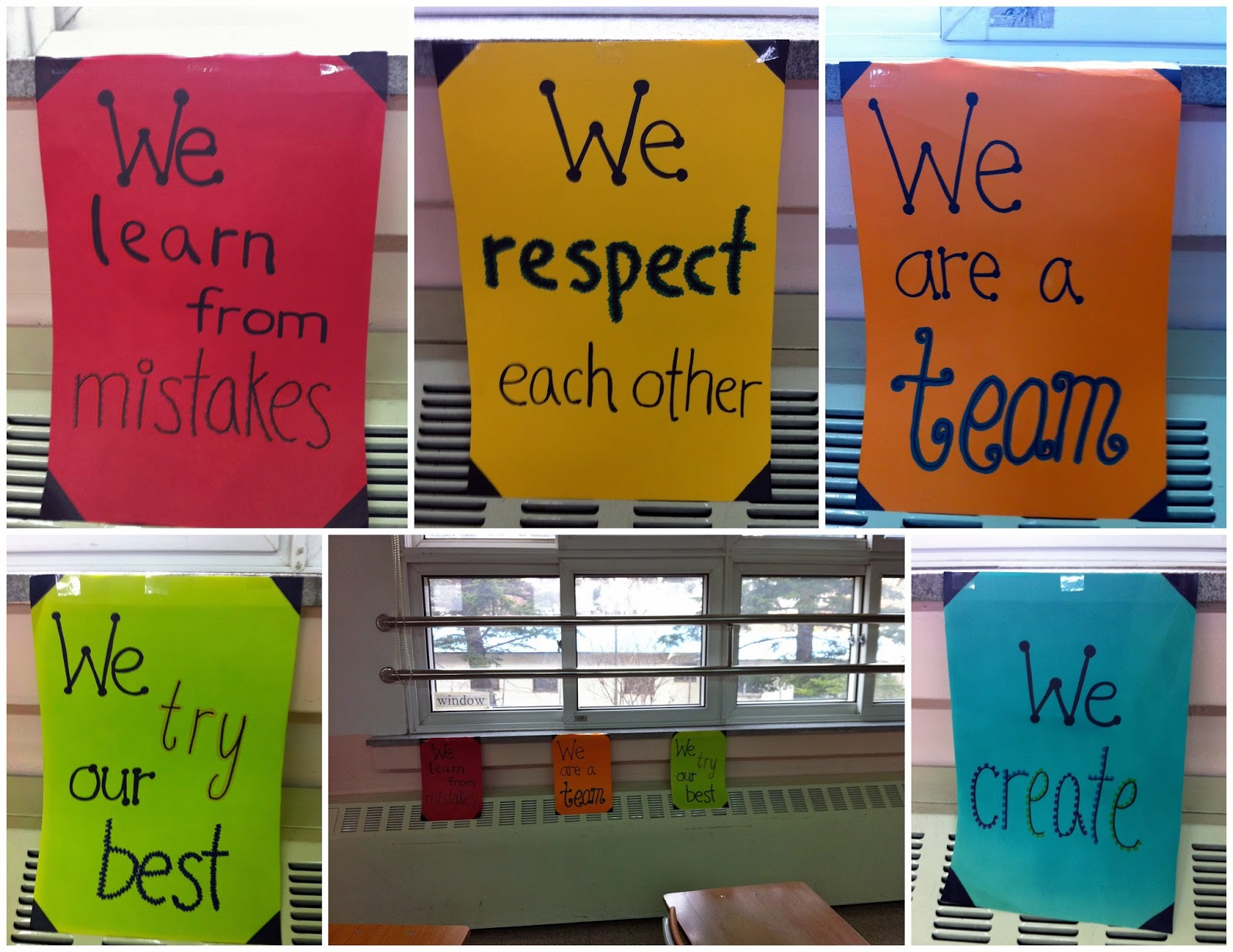English Classroom Decoration Ideas : Classroom decorations rebe with a clause