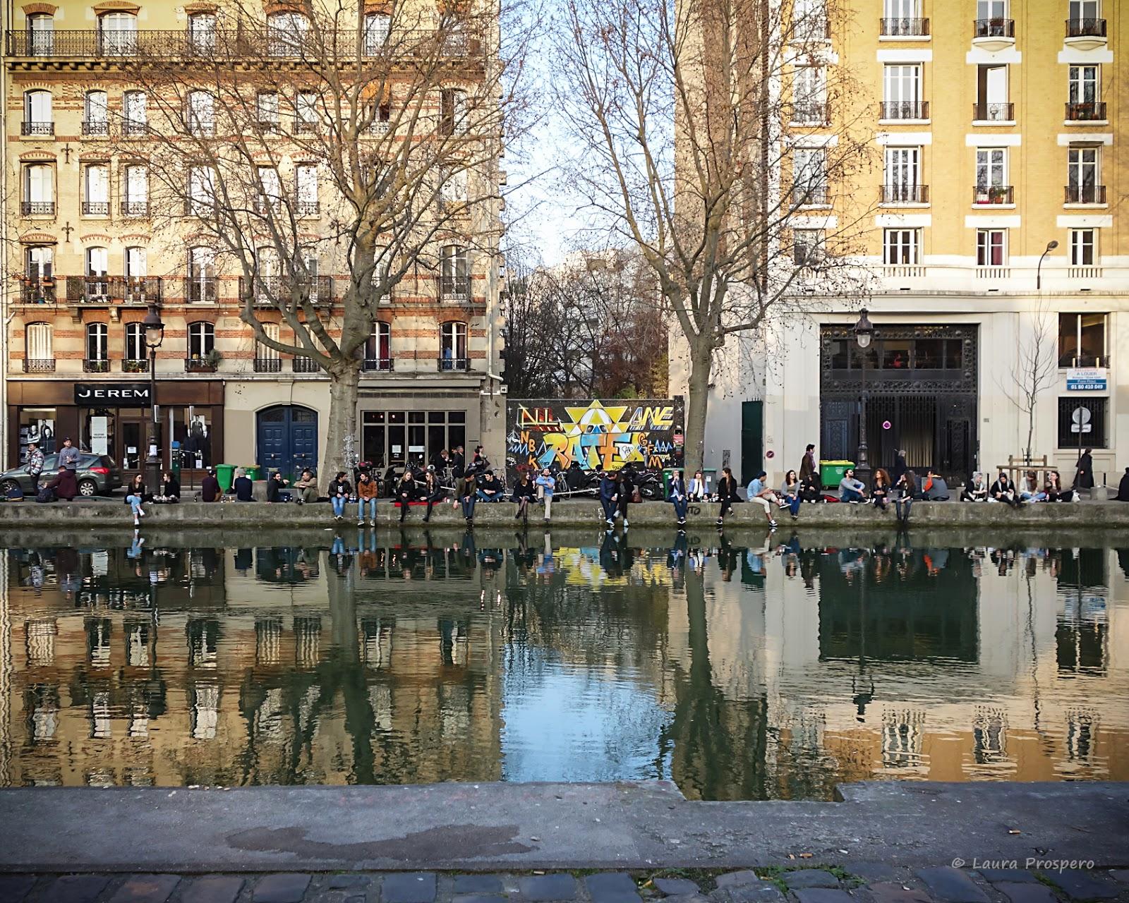 canal st martin 18-03-15 © Laura Prospero