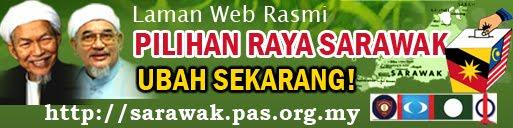 Web Rasmi PAS Sarawak