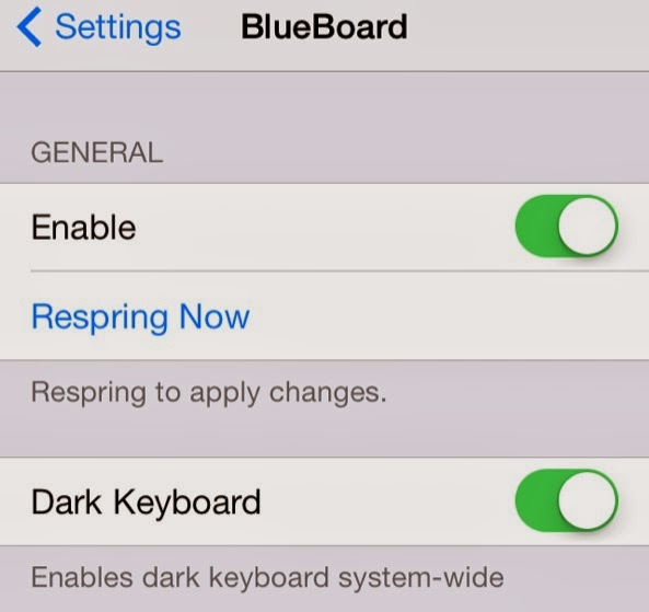 BlueBoard recently released Cydia Jailbreak tweak available for free on Cydia's BigBoss repo. Check out here...