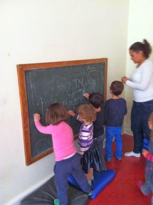 Taller de lecto-escritura: Logopedia y Pedagogía con Ana María Acevedo