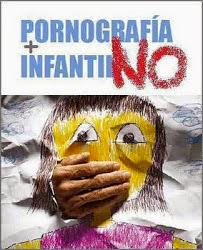 Denuncia la Pornografía Infantil