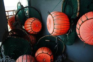 海女捕撈漁獲的用具