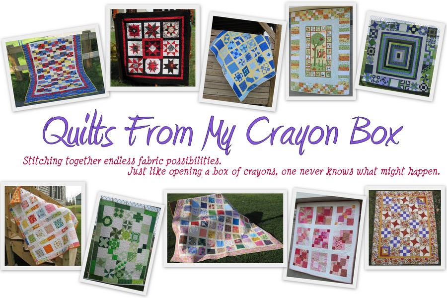 Quilts From My Crayon Box