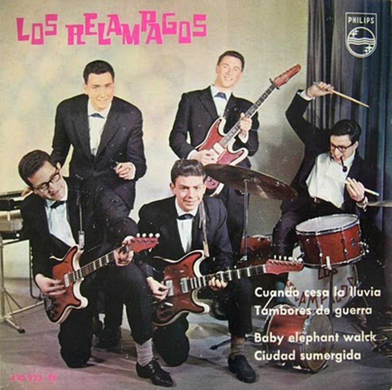 Cantantes y grupos en espa a de los a os 50 a 70 los - Musica anos 50 americana ...