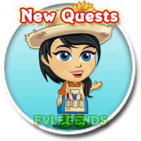 FarmVille Preparing For Spring Quests Icon