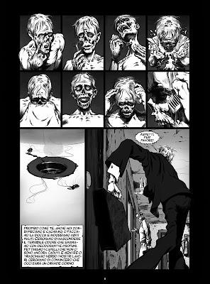 Various Horror Visions - Storie di terrore quotidiano (Santipérez) - tavola