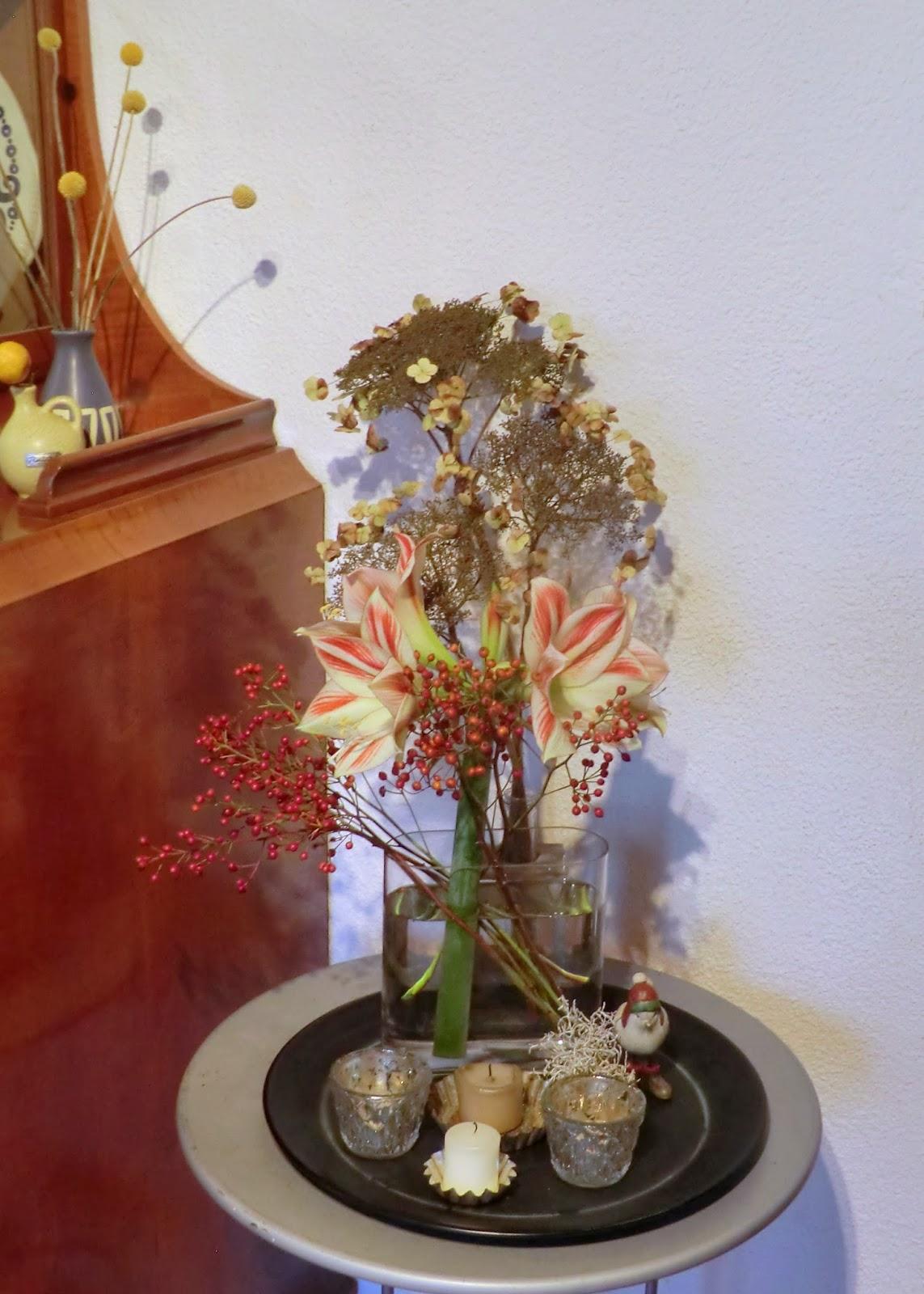 frau zuckerr bchen friday flowerday amaryllis. Black Bedroom Furniture Sets. Home Design Ideas