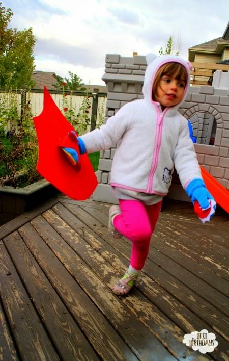 Make a Superhero Shield  |  Best Birthdays
