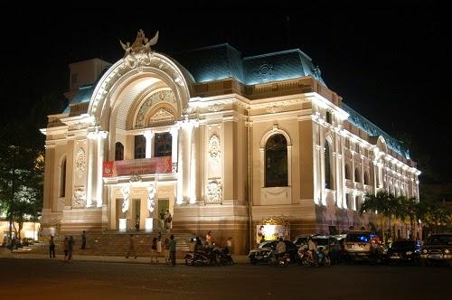 City Opera House (Saigon Opera House)1