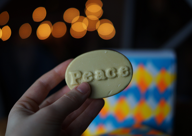 Peace Mini Massagebar