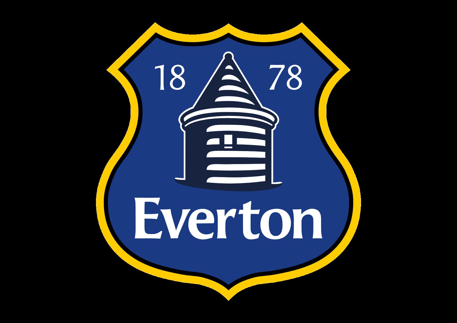 Download Logo Everton Vector