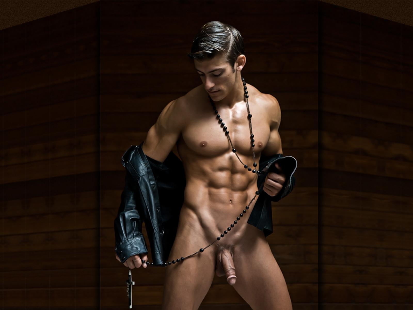 Zack Vazquez Naked 115