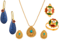 Buy Voylla Jewellery At Upto 60% off :Buytoearn