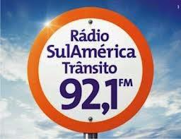 Rádio SulAmérica Trânsito FM 92,1 São Paulo SP