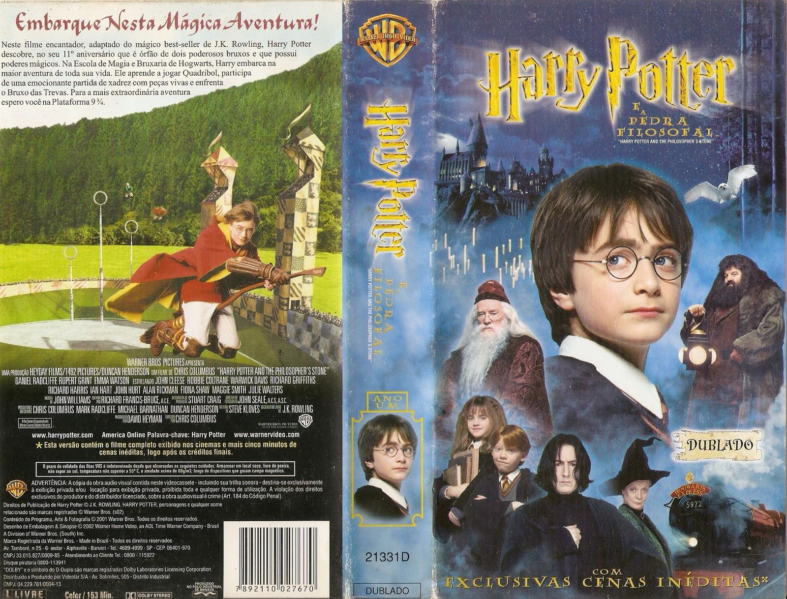 """Harry Potter É A Pedra Filosofal pertaining to histórico de lançamento - """"harry potter e a pedra filosofal"""