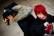 She's a US cosplayer and I love her Gaara and Sasori cosplays!