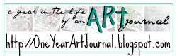 A Year in the life of an Art Journal