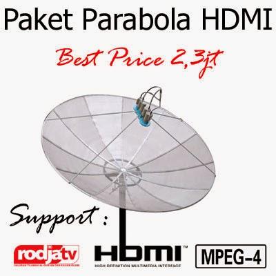 Toko JASA Parabola Digital Venus HDMI BOGOR GADOG