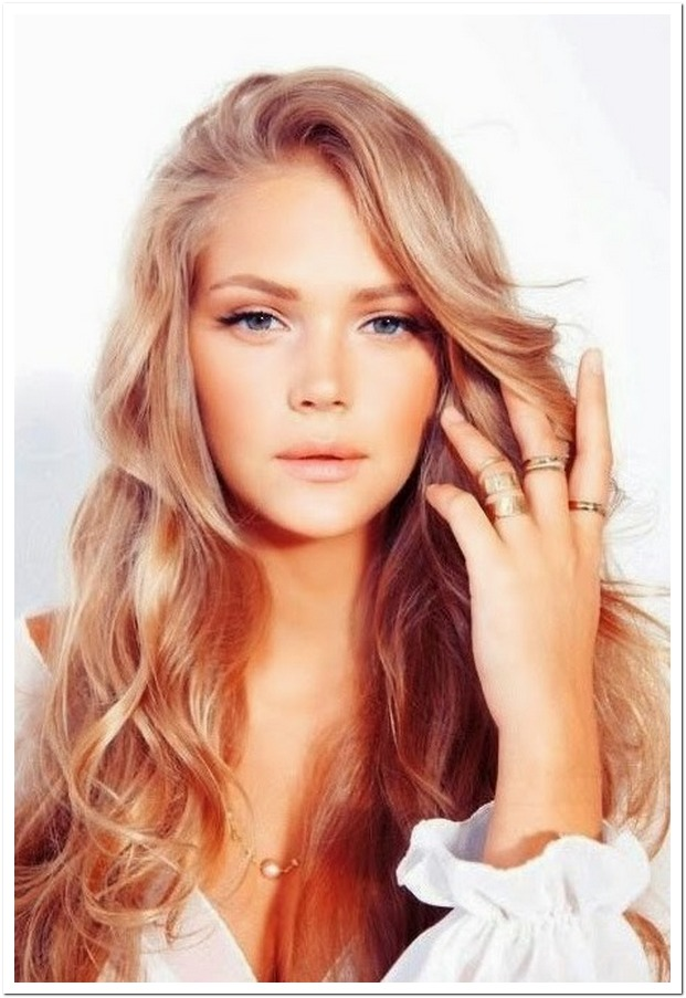 Strawberry Blonde Hair for Fresh and Sweet Look - Perfection Hairstyles