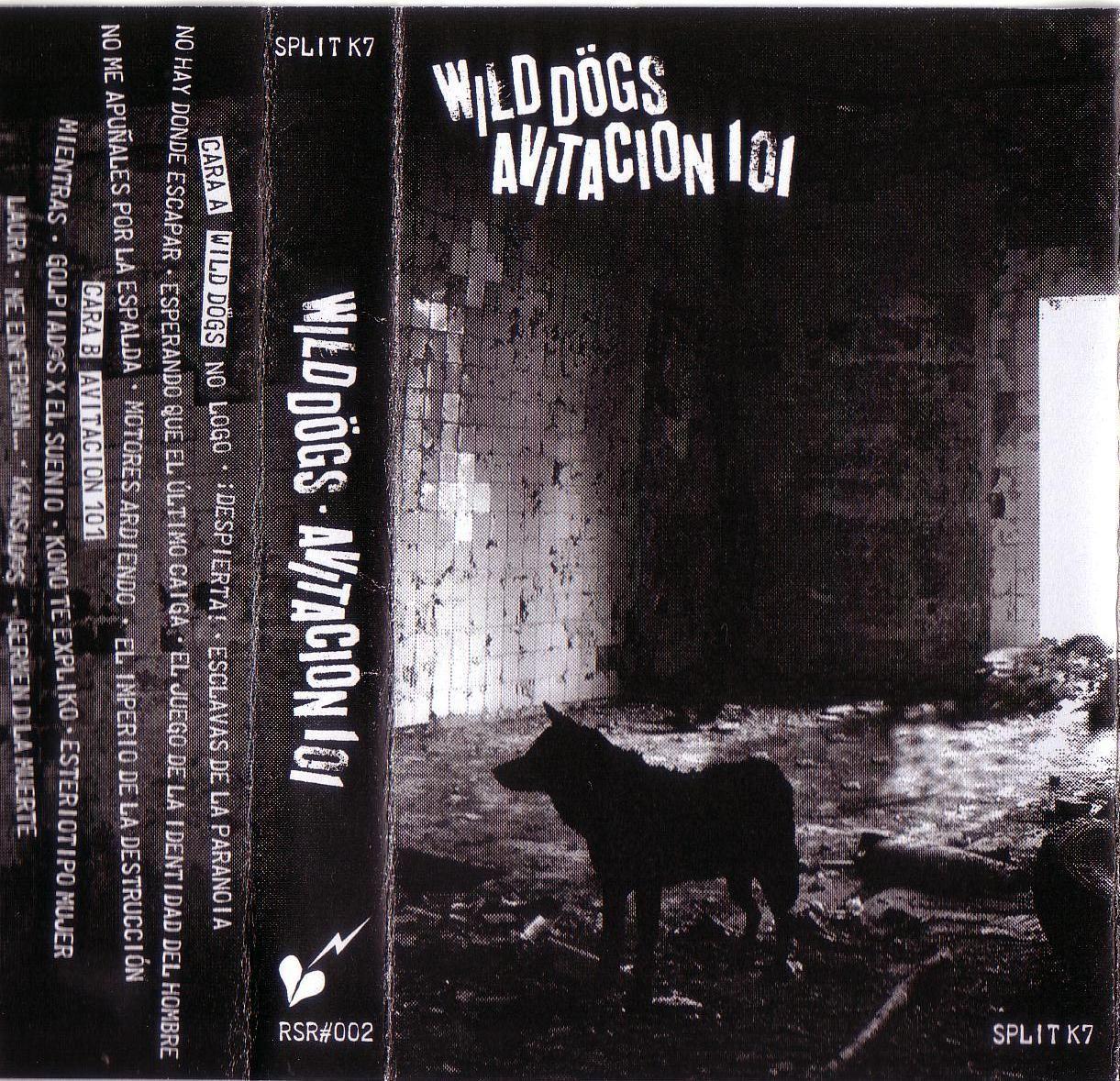 Perräs Salvajes Wild Dögs Wild Dögs