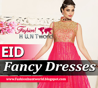 Latest Eid Fancy Dresses - Midsummer Indian Fancy Dresses For Girls