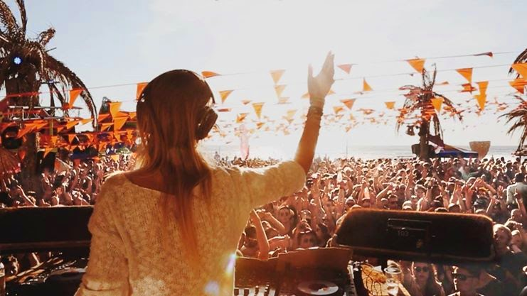 Nora En Pure ft. Penny Foster - Higher In The Sun