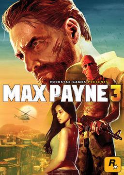 Max Payne 3 Box Cover