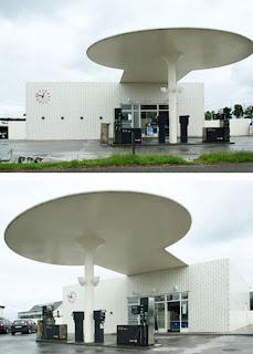 Skovshoved Gas Station
