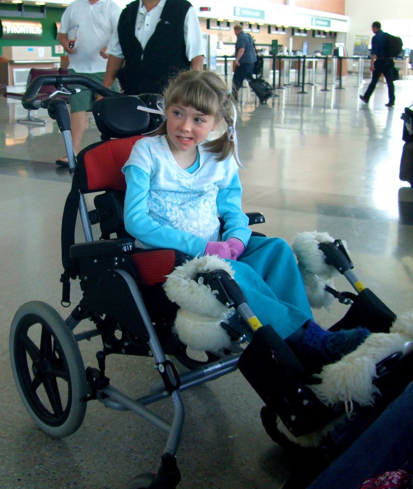 Special Needs Kids In Wheelchairs Alexandra or another R...