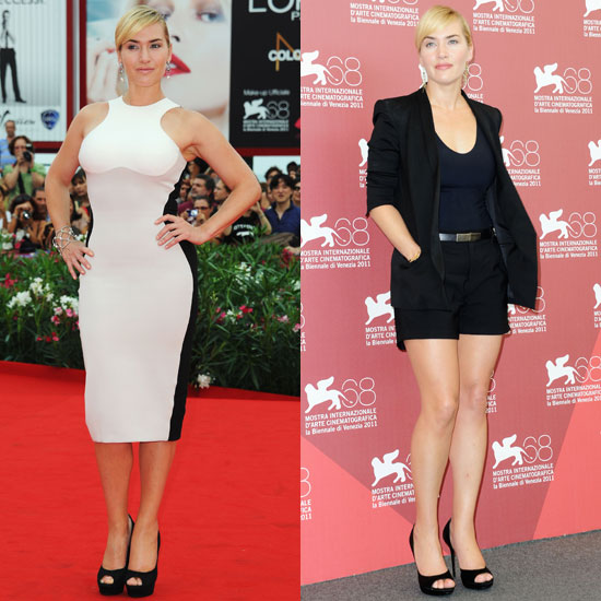 The Curvy side of the Venice Film Festival 2011Kate Winslet Weight