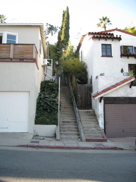 Music Box Steps Los Angeles Destination Music Box Steps