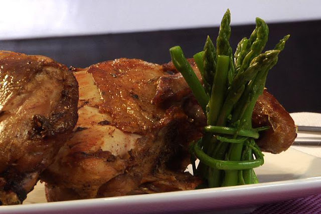 Roasted Chicken with Potatoes and Gravy Recipe