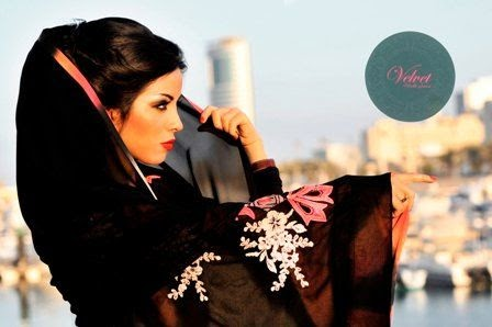 صور و موديلات دراعات كويتية سوداء
