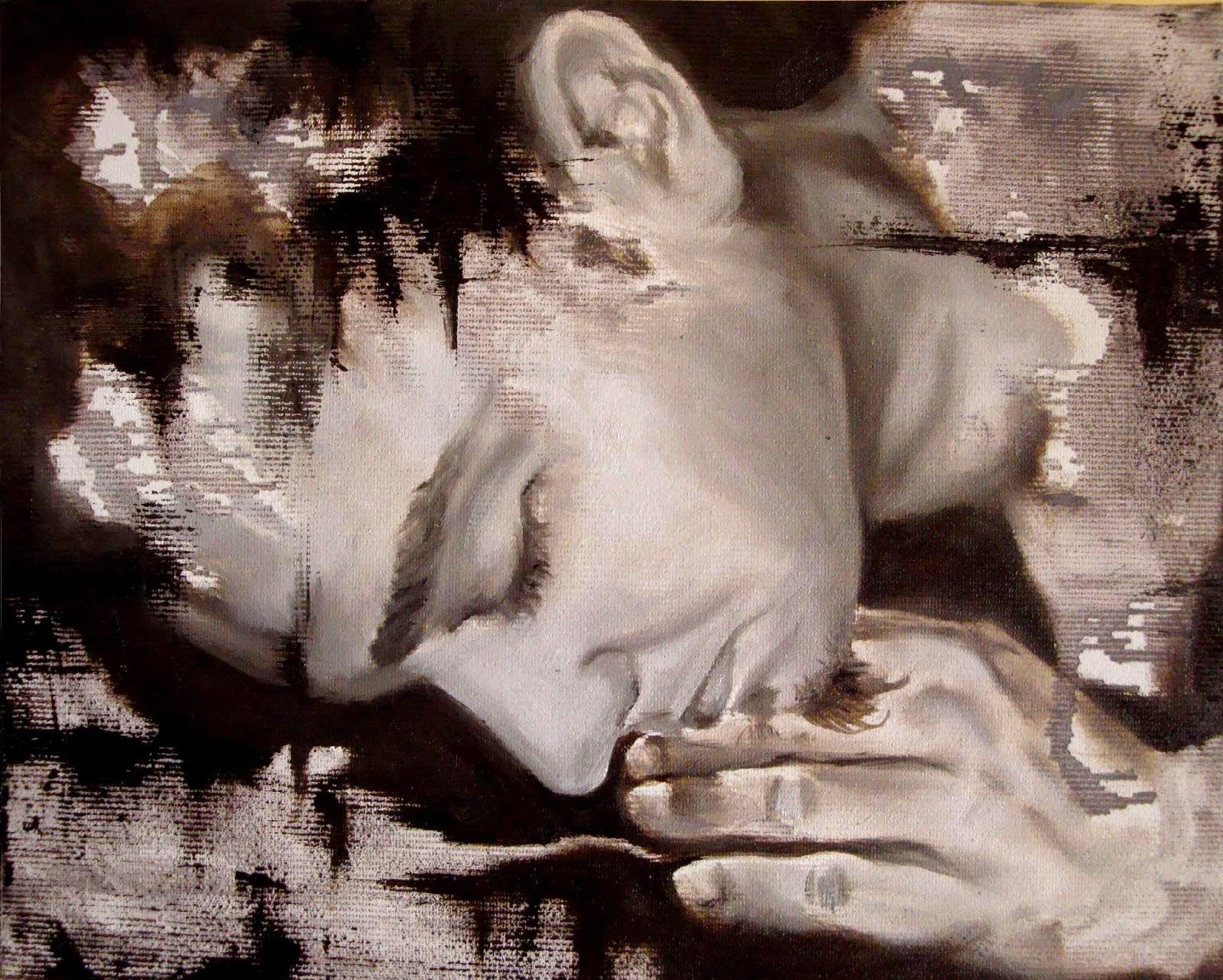 Hypnos 3 by Italian artist Beatrice Riva